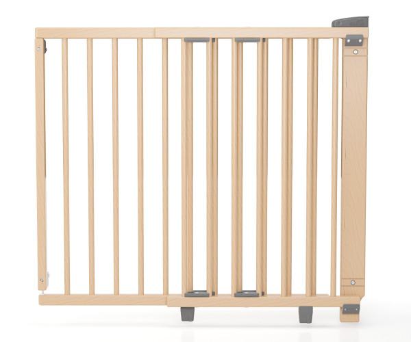 Türschutzgitter aus Holz