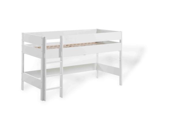 Spielbett erhöht (100 cm) mit Leiter