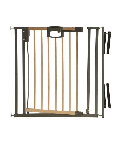 Treppenschutzgitter Easylock Wood Plus