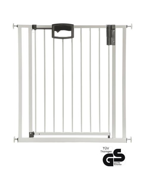 Tür- und Treppenschutzgitter Easylock Plus zum Klemmen Metall
