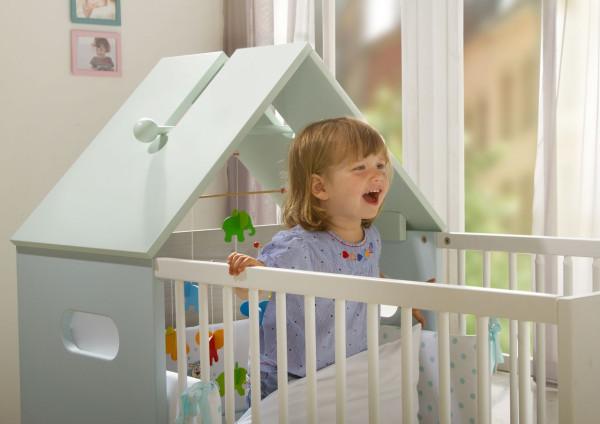Dachaufsatz für Kinderbett Momo