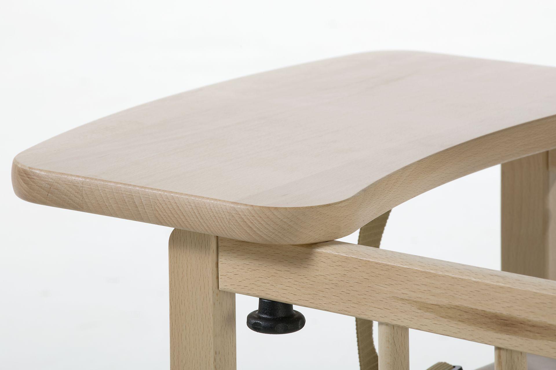 Tisch und Stuhl Geuther 2009 Hochstuhl Nico weiß Design 32