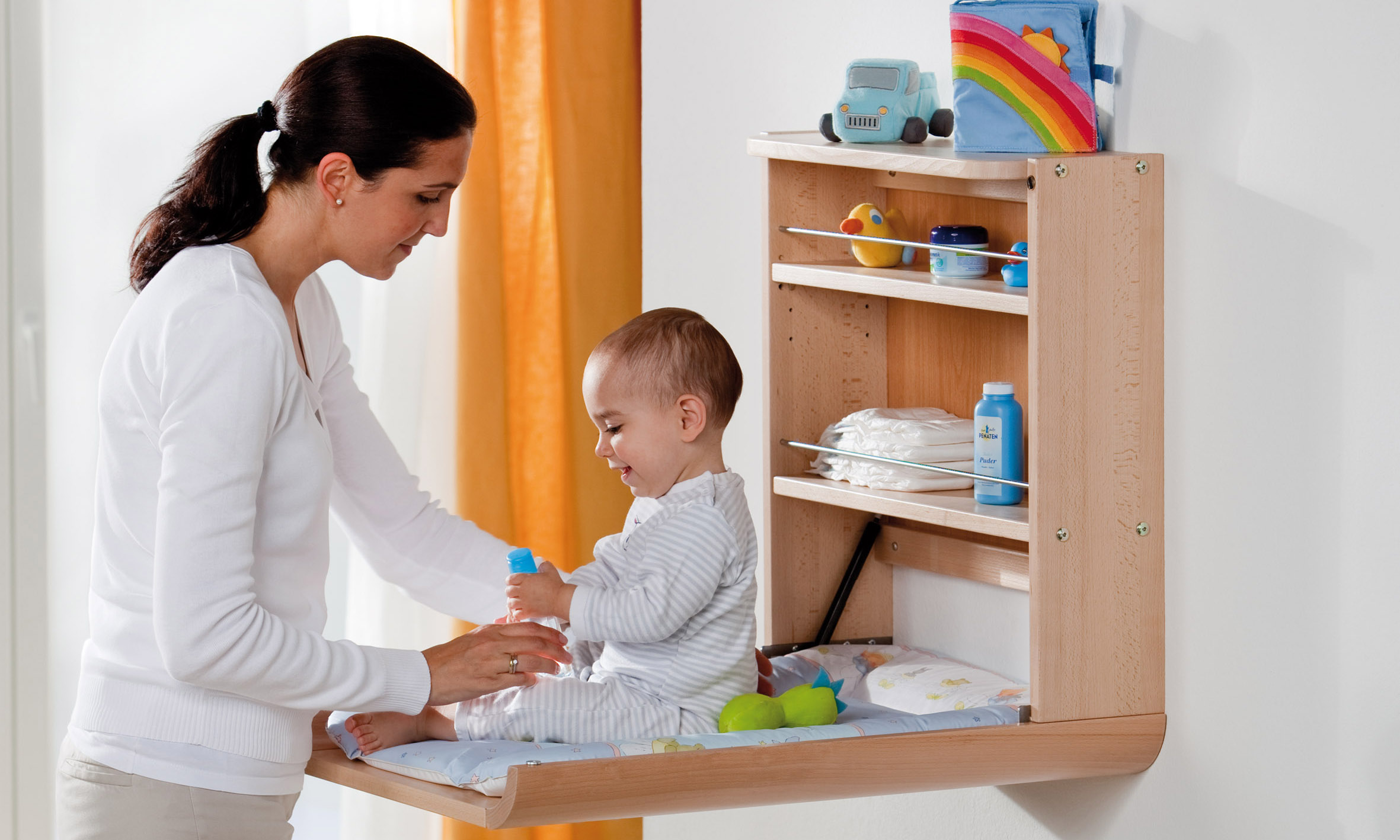 Platzsparend einrichten: Ideen für kleine Kinderzimmer | Geuther
