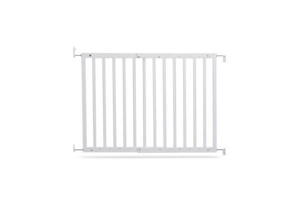 Tür und -Treppenschutzgitter aus Holz